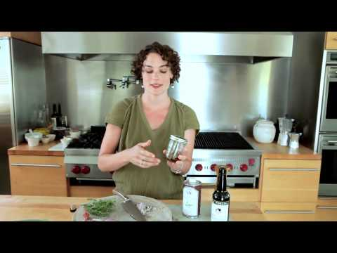 How to Make Salad Dressing with Sara Kate Gillingham-Ryan | Williams-Sonoma
