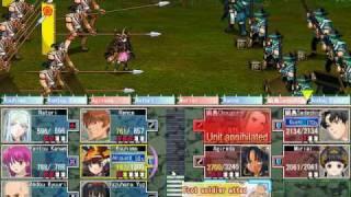 Sengoku Rance :: True Route #37 :: Turns 62~63 (Demon Army Rush Attack)