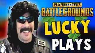 PUBG - WHEN PLAYERS GET LUCKY (Luckiest Moments Ever)