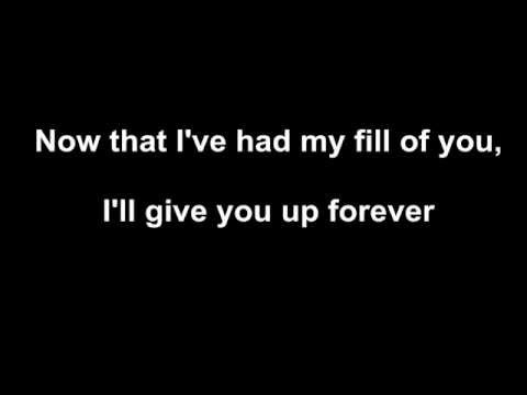 What You Are - Audioslave (Lyrics On Screen)