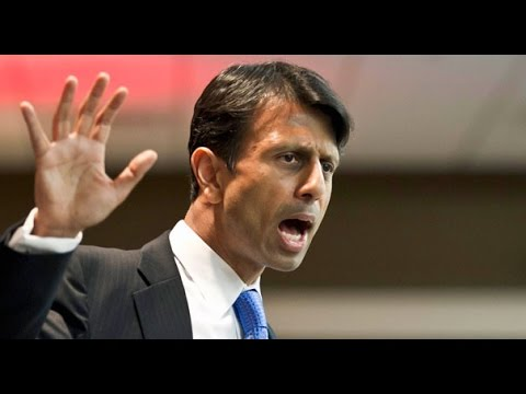 Bobby Jindal Is A 'Religious Freedom' Hypocrite