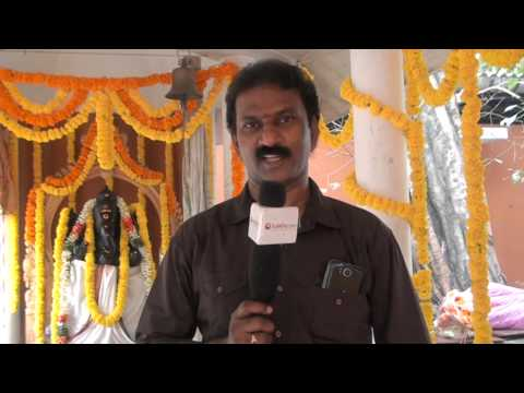 Director Manoharran Speaks At Gilli Bambaram Goli Tamil Movie Launch video