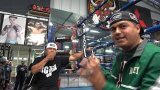 Robert Garcia vs Pita - Who Had Bigger Win Chavez Or Marquez EsNews Boxing