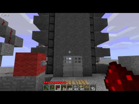 "CaptainSparklez Adventure Map Contest – Updated ""Walkway of Death"""