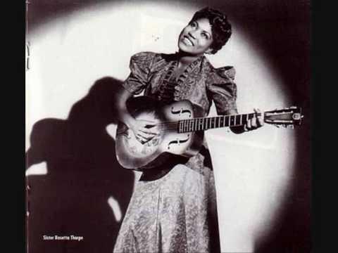 Sister Rosetta Tharpe - How Far From God - 1946