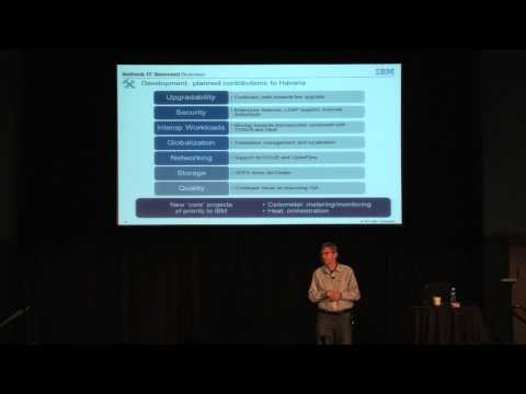 OpenStack & IBM Together: Accelerating Cloud Adoption and ROI