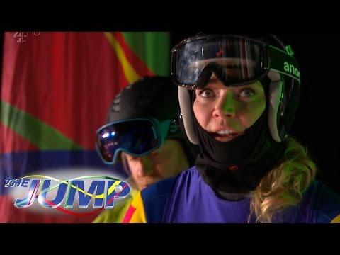 Jodie Kidd's Air Jump - The Jump