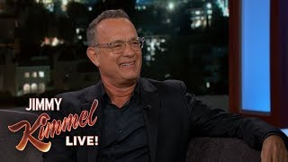 Tom Hanks on Toy Story 4