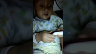 Video funny baby girl