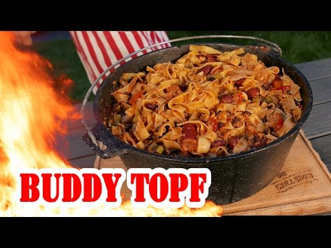 Bud Spencer Gedenk-Buddy Topf - BBQ Grill Rezept Video - Die Grillshow 202