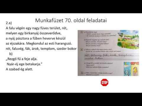 Weöres Sándor  Nyári este videó