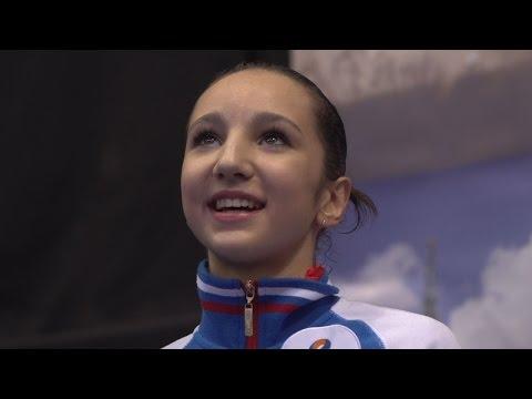 ジュニアGPS ブラチスラバ(スロバキア)大会 女子SP