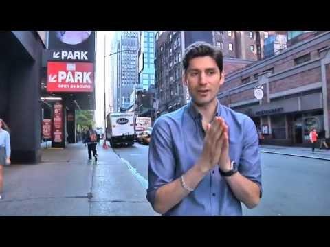 Ben Aaron Explores The City