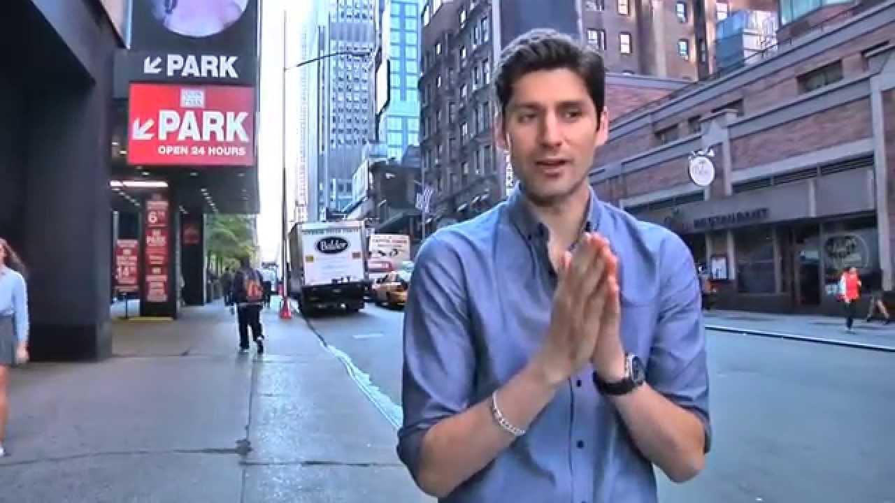 Ben Aaron Teaches You How To Binge Watch TV Shows - YouTube