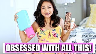 LIFESTYLE FAVORITES! | Amazon, Yumbox, Sanuk, Fenty Beauty, Urban Decay, Fitbit