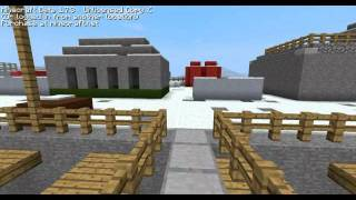 Minecraft - Subbase map from CoD Mw2+ Download