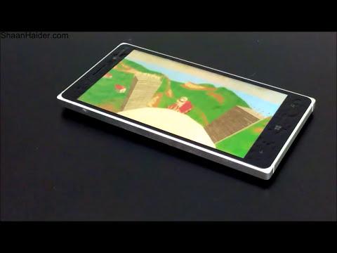 Nokia Lumia 830 - Benchmark Tests and Scores (Antutu, Pi,SunSpider, BaseMark and Relative Benchmark)