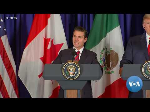 New North American Trade Deal Signed in Buenos Aires