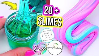 HUGE 100% HONEST SLIME SHOP REVIEW! Slime Unboxing From FAMOUS Instagram Slime Shops!