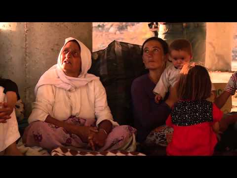 Iraq  Unfolding Humanitarian Tragedy on Mount Sinjar