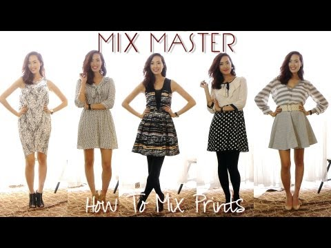 Mix Master: How to Mix Prints