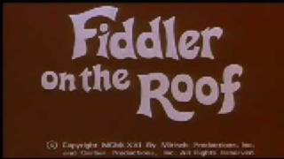 Fiddler on the Roof (1971) - Official Trailer