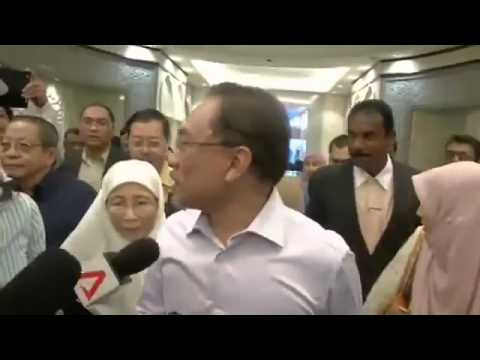 Malaysia's Anwar Ibrahim found guilty in sodomy trail