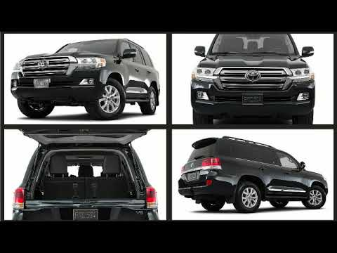 2019 Toyota Land Cruiser Video