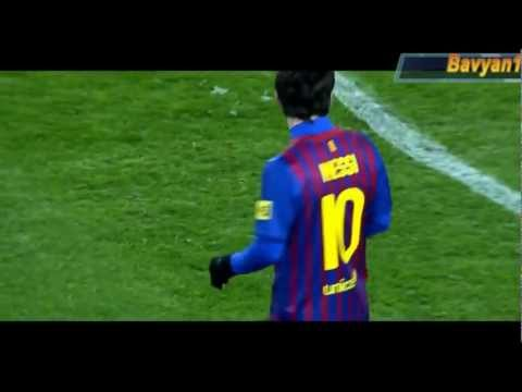Lionel Messi 2012 ★ The talent ★ HD