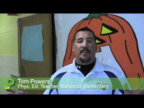 Manetuck Elementary School Halloween