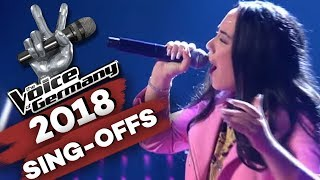 David Guetta feat Anne-Marie - Don't Leave Me Alone (Laura Neels) | The Voice of Germany | Sing-Offs