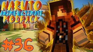THE TESTING LAB! || Naruto Anime Ultimate Modpack Episode 36 (Minecraft Naruto Anime Mod)