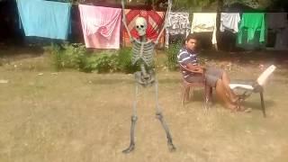 bhoot dance (dheeraj)