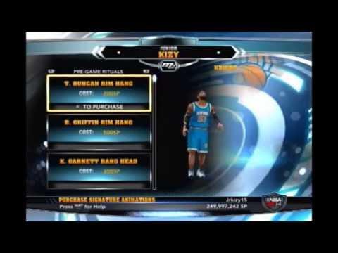 Tutorial: NBA 2K14 Unlimited Skillpoints/VC MyCareer PS3