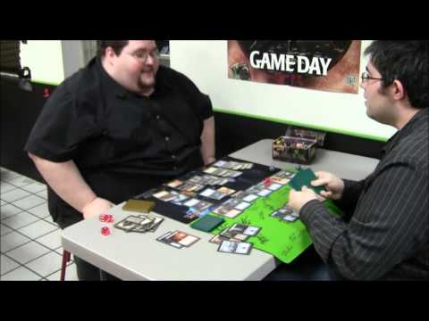 Francis Plays Magic the Gathering
