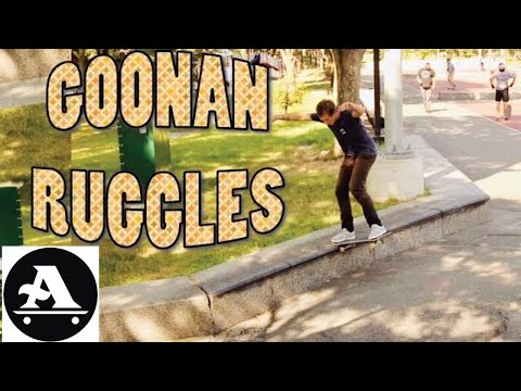 COREY GOONAN RUGGLES SKATEBOARDING