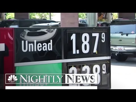 Could $2 Gas Become the National Average By Winter? | NBC Nightly News