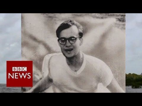 Was Rockefeller eaten by cannibals? - BBC News