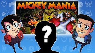 OUR FIRST GUEST! - Mickey Mania: The Timeless Adventures of Mickey Mouse  | Today