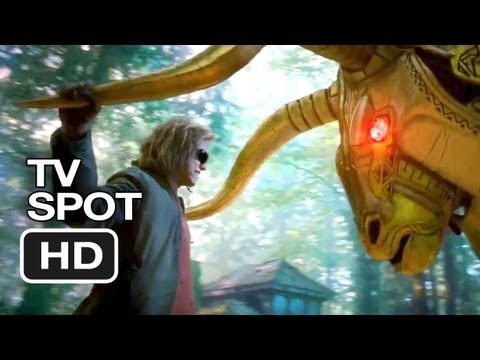 Percy Jackson: Sea of Monsters TV SPOT – Family (2013) – Logan Lerman Movie HD
