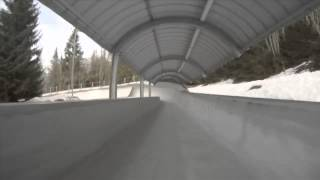 Volvo Drive British Bobsleigh: The Driver's Point Of View