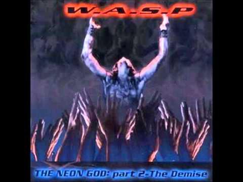 Wasp - Never Say Die