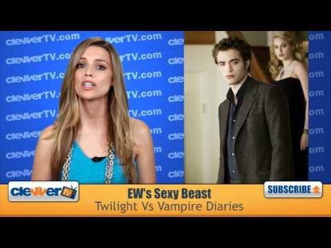 Damon Beats Edward In EW Sexy Beast Poll