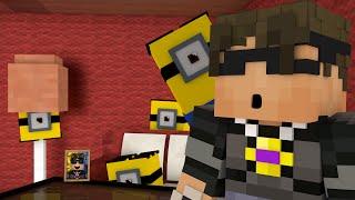 Minecraft MINIONS HIDE N SEEK!