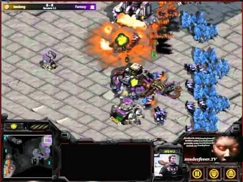 Jaedong v Fantasy -  - Brood War Cast #1