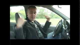Renault LOGAN Black Line - тест драйв с Александром Михельсоном