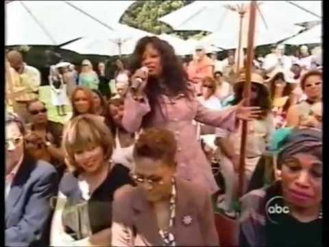 Gospel Brunch - Oprah Winfrey's Legends Ball 2005 - Changed
