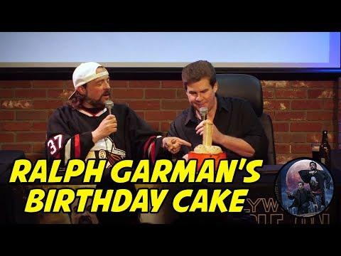 Ralph Garman's Birthday Cake