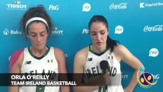 Ballin' in Baku Day 7: Ireland 11-21 Spain