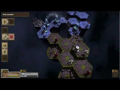 Greed Corp. Walkthrough Part 06: Freemen Campaign -Ravimaris Plains-